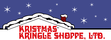 Kristmas Kringle Shoppe