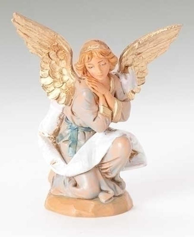"5"" Kneeling Angel,72518"