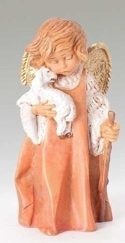 "5"" Little Shepherd Angel,43529"