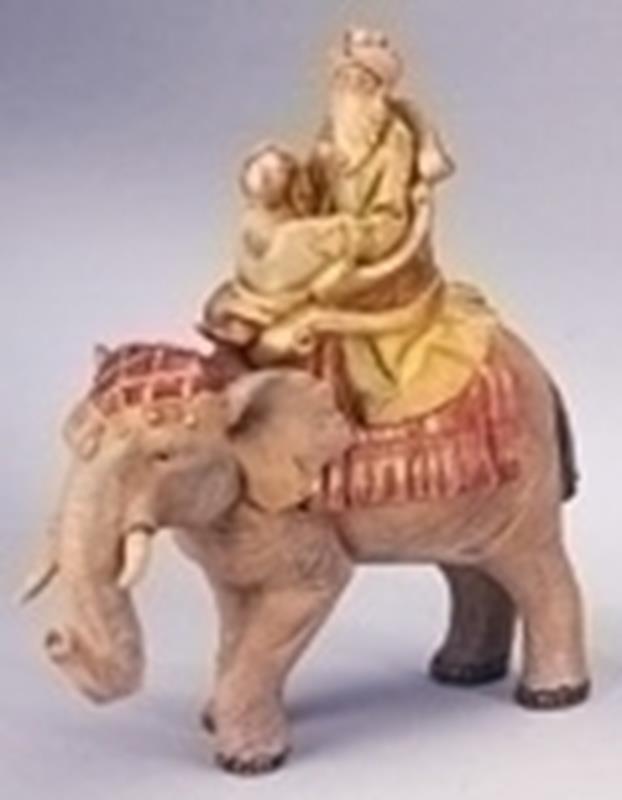 "5"" Gaspar on Elephant,65287"