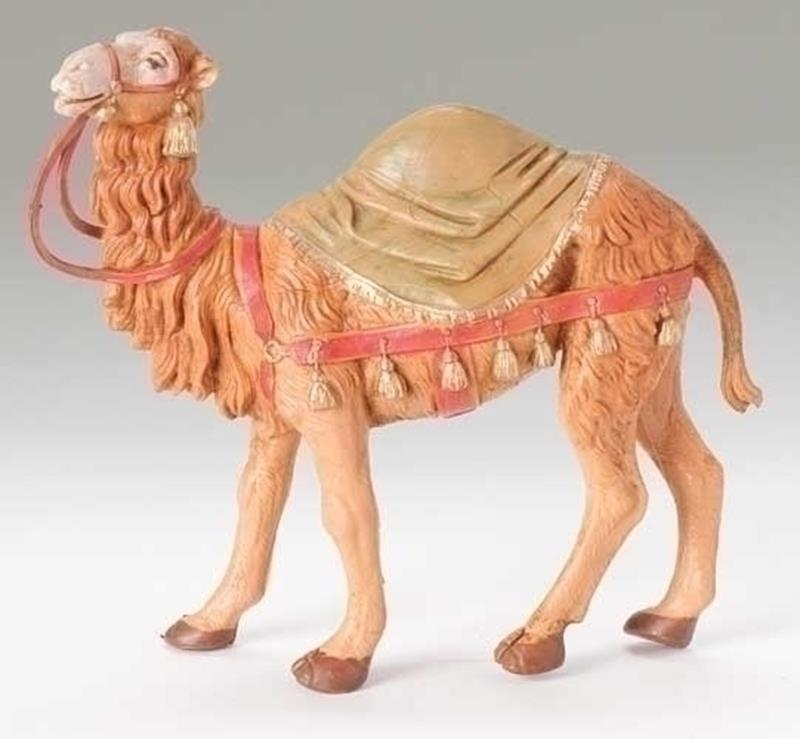 "5"" Camel w/ Saddle Blanket,72526"
