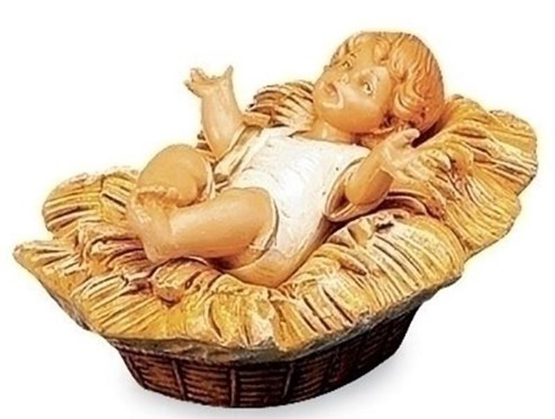 """7.5"""" Baby Jesus,72813"""