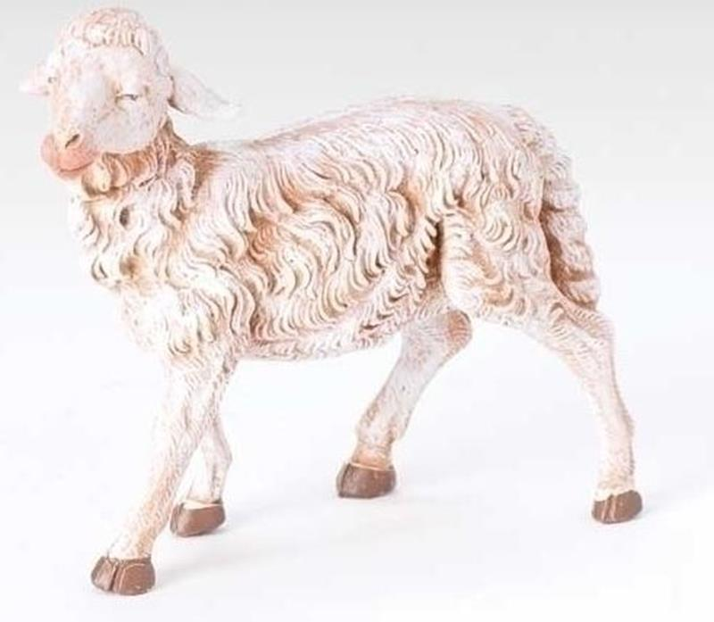 "12"" Sheep, Head Straight,52936"