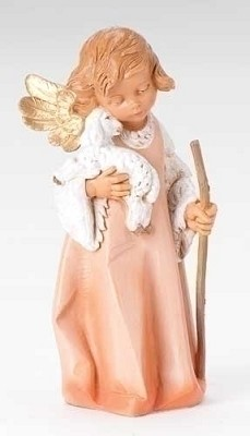 "12"" Little Shepherd Angel,43159"