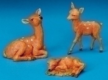 "5"" Deer Family (Retired),51531"