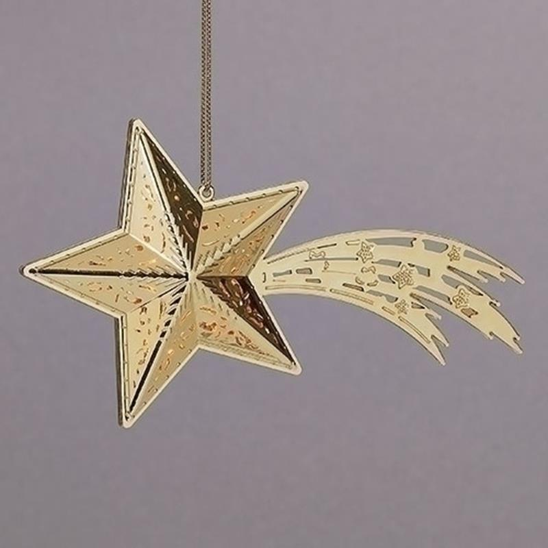 "5"" Lighted Nativity Star,56560"