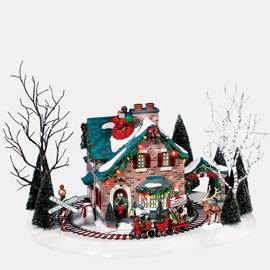SV Santas Wonderland House,56.55359