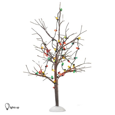 CP Lighted Christmas Bare Branch Tree,56.53193