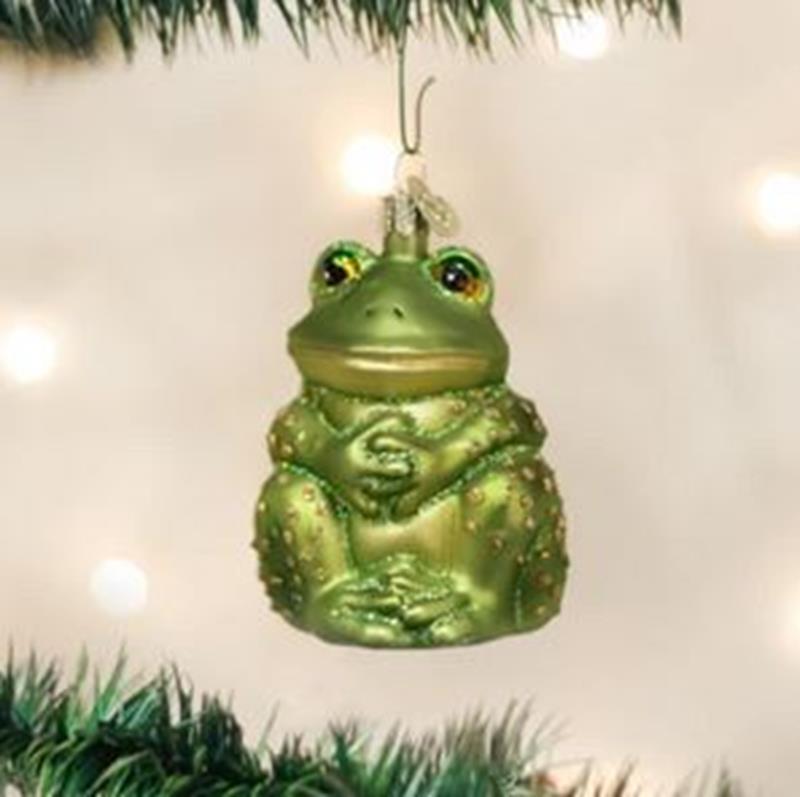 Sitting Frog,12221