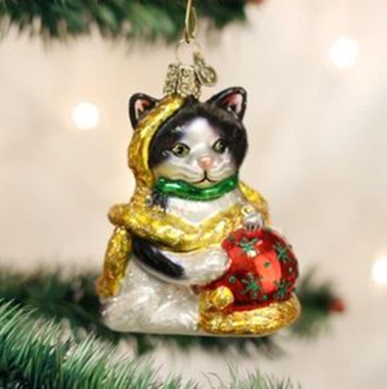 Holiday Kitten,12223
