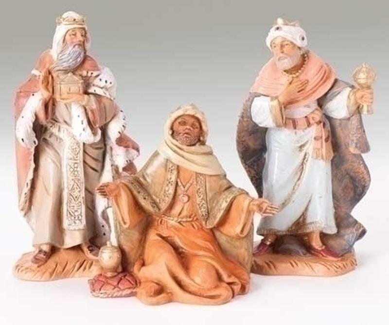 "5"" Three Kings,71187"