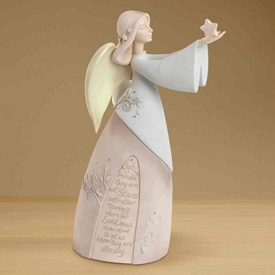 "Found Bereavement Angel 9"",4014049"