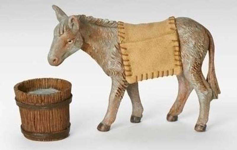 """7.5"""" Mary's Donkey,52805"""
