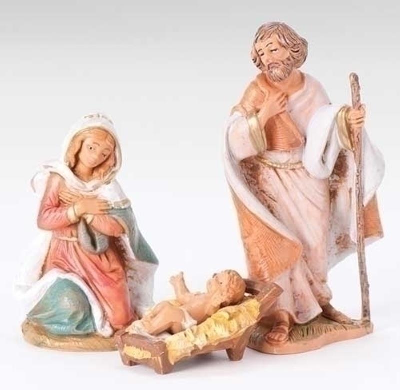 """3.5"""" Holy Family,55011"""