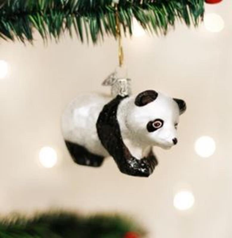 Panda Cub,12357