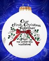 1st Christmas Mistletoe - HG11,172