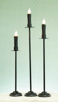 Med Haunted LED Candle,H7546