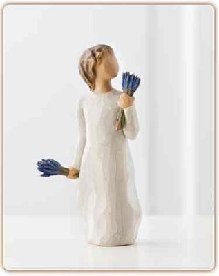 Lavender Grace Figurine,26465