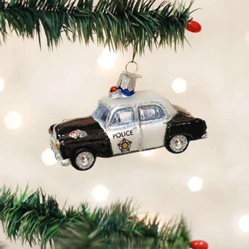 Police Car,46044