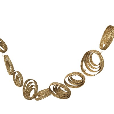 Gold Loop Garland,597729
