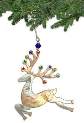 Elegant Reindeer,963-0955