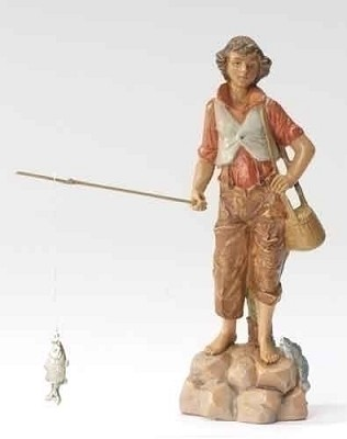 "7.5"" Jacob, Fisherman,52842"