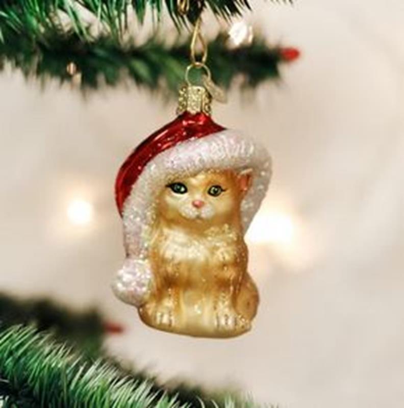 Santa's Kitten,12366