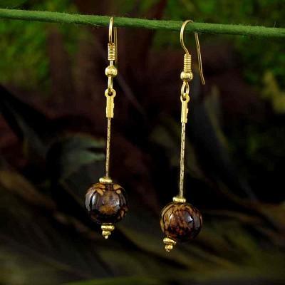 Terra Acai Gold Earring,200G