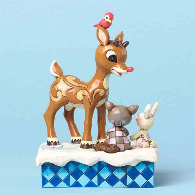 Rudolph & Forest Friends,4034893