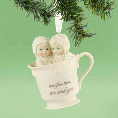 Tea For Two Ornament,4031814