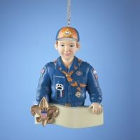 Cub Scout Ornament,BS4812