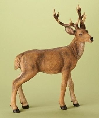 """23.75"""" Standing Deer,33185"""