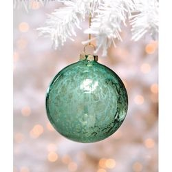 Turquoise Ball Ornament,XO643687