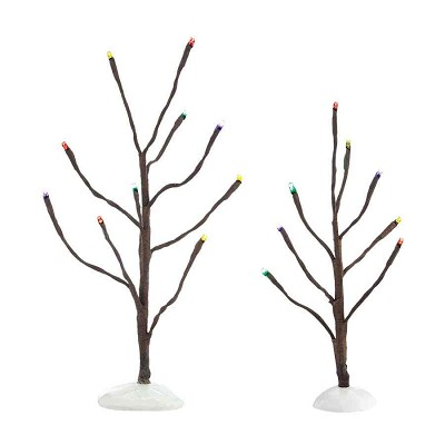 CP Multi Color Lights Bare Branch Trees,4038817