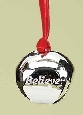 Believe Silver Bell Orn.,35242