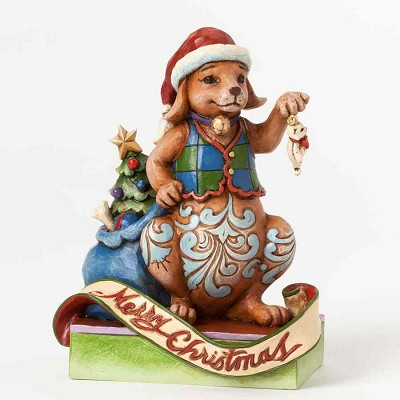 Christmas Dog - JS - Unleash Christmas Joy,4041095