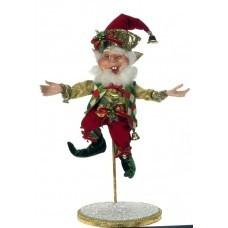 Bell Ringer Elf,51-41400