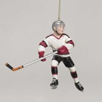 Ice Hockey Boy Orn.,D0162
