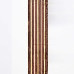 Brown Stripe Ribbon,J2198