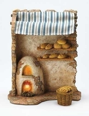 "7.5"" Bakery Shop #2 (Retired),50845"