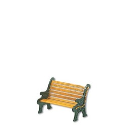CP Wrought Iron Park Bench