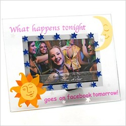 Frame - What Happens Tonight Goes On Facebook Tomorrow,TS-2445RV